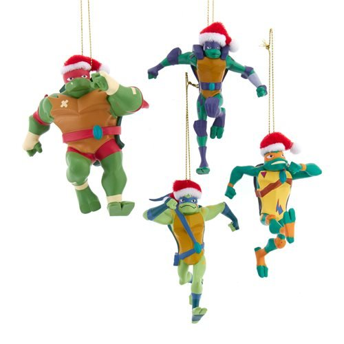 Teenage Mutant Ninja Turtles Christmas Ornament