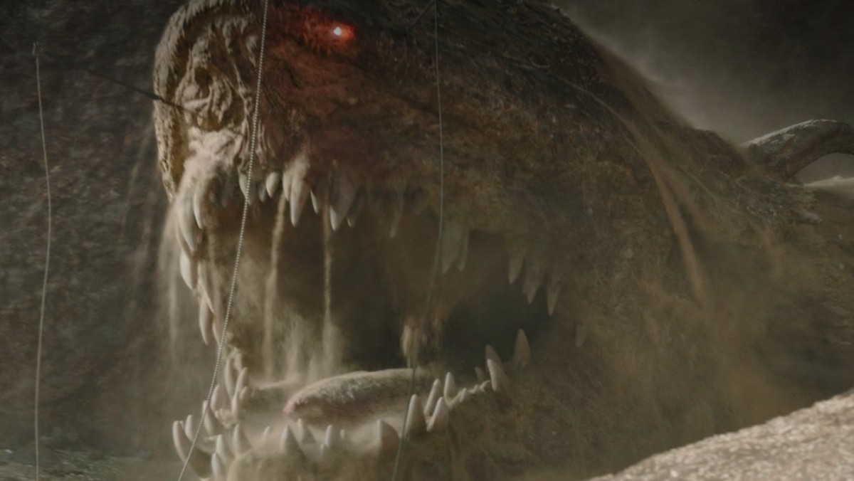 The Mandalorian Krayt Dragon