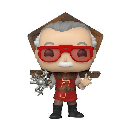 Stan Lee Funko Pop figure - Thor: Ragnarok Stan Lee Tribute Pop! Vinyl Figure