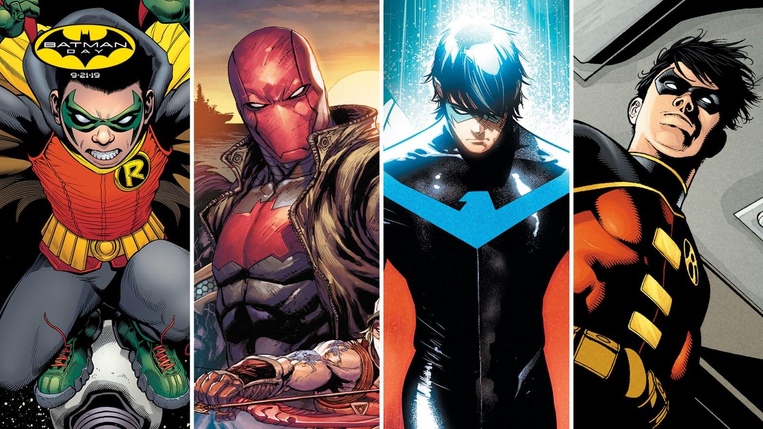 The Batman Robins