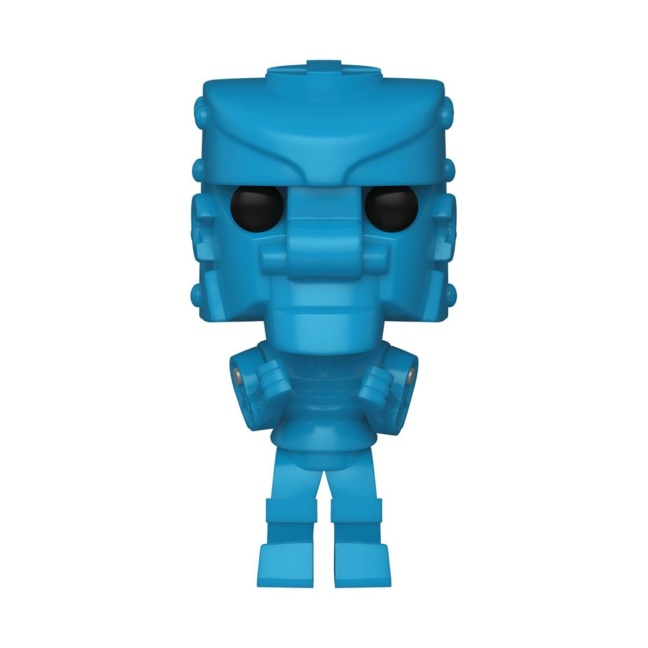 Rock Em Sock Em Robot Funko Pop - Blue Bomber Pop! Vinyl Figure