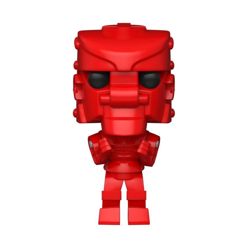 Rock Em Sock Em Robot Funko Pop - Red Rocker Pop! Vinyl Figure