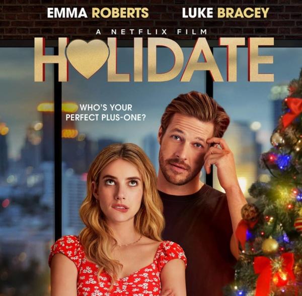 Holidate - Netflix Christmas Movies 2020