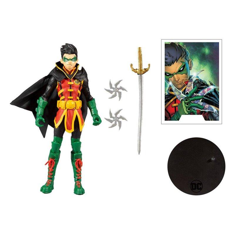 McFarlane Toys DC Multiverse Wave Damien Robin 1