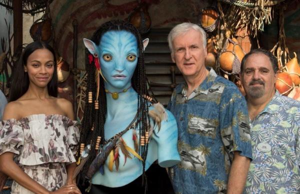 Avatar 2: Dedication ceremony
