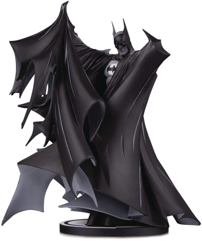 Batman Black and White Statue by Todd McFarlane