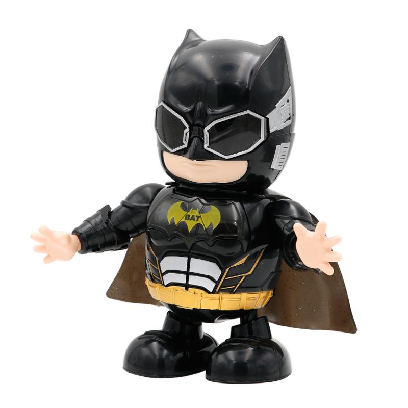 Dance Hero Dancing Superheroes - Batman side