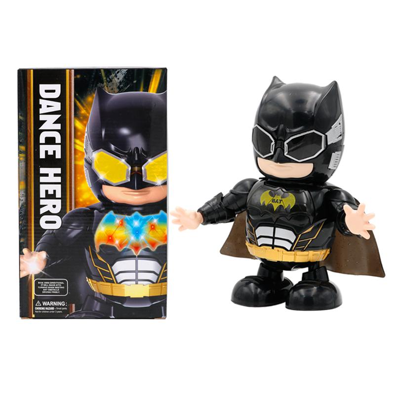 Dance Hero Dancing Superheroes - Batman with box