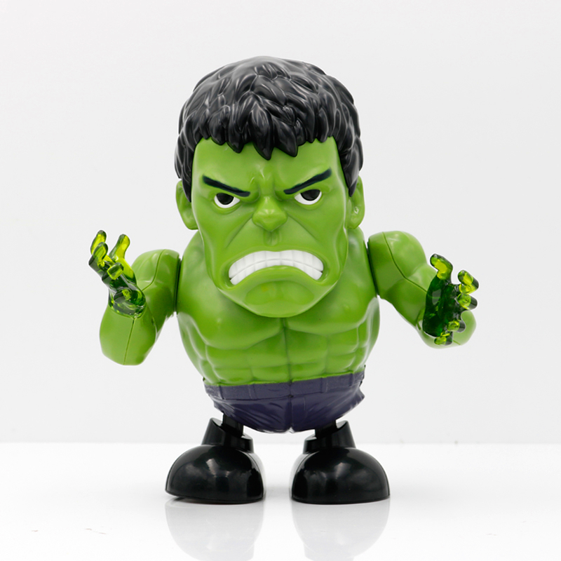 Dance Hero Dancing Superheroes - Hulk front 2