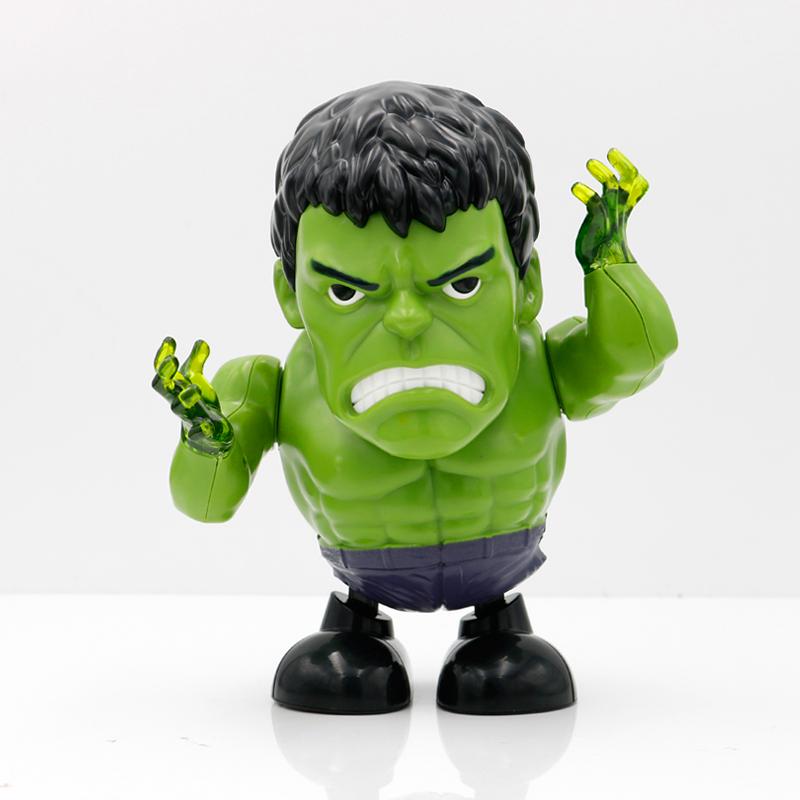 Dance Hero Dancing Superheroes - Hulk front