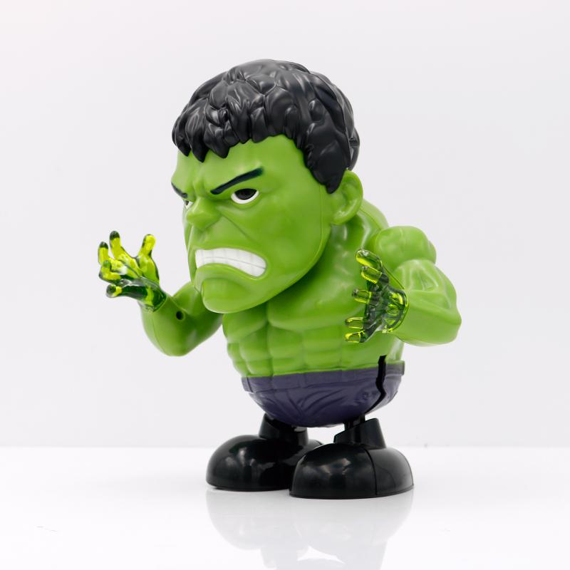 Dance Hero Dancing Superheroes - Hulk side