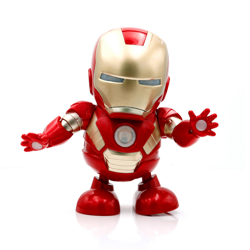 Dance Hero Dancing Superheroes - Iron Man front 2