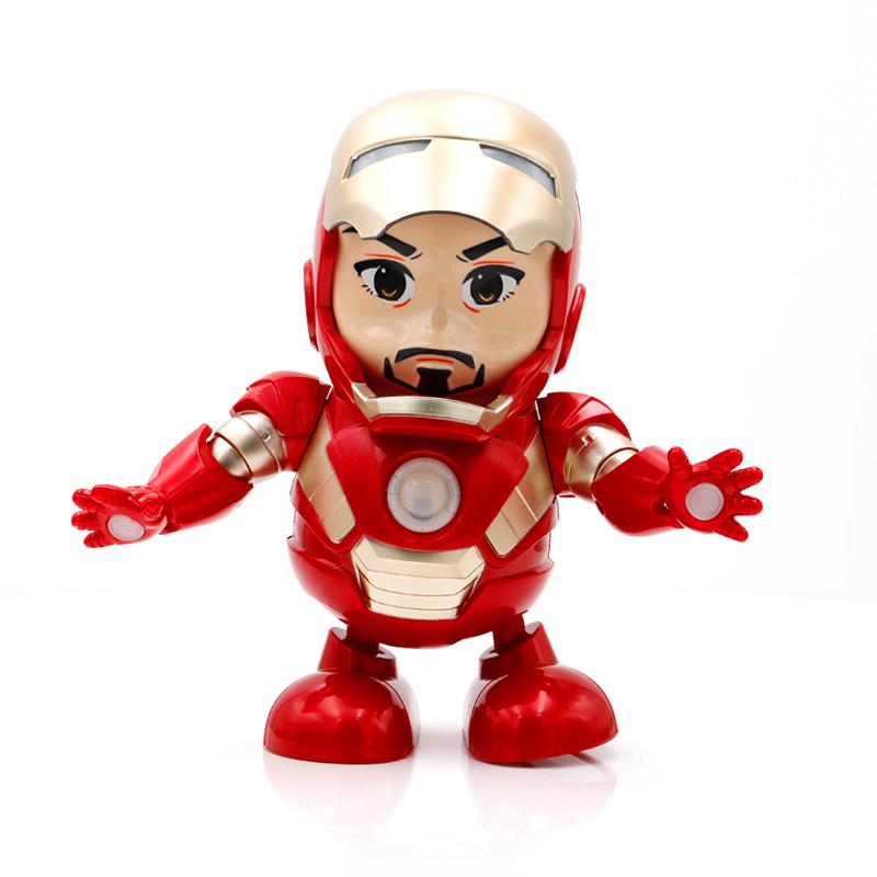 Dance Hero Dancing Superheroes - Iron Man front