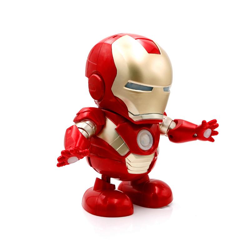 Dance Hero Dancing Superheroes - Iron Man side