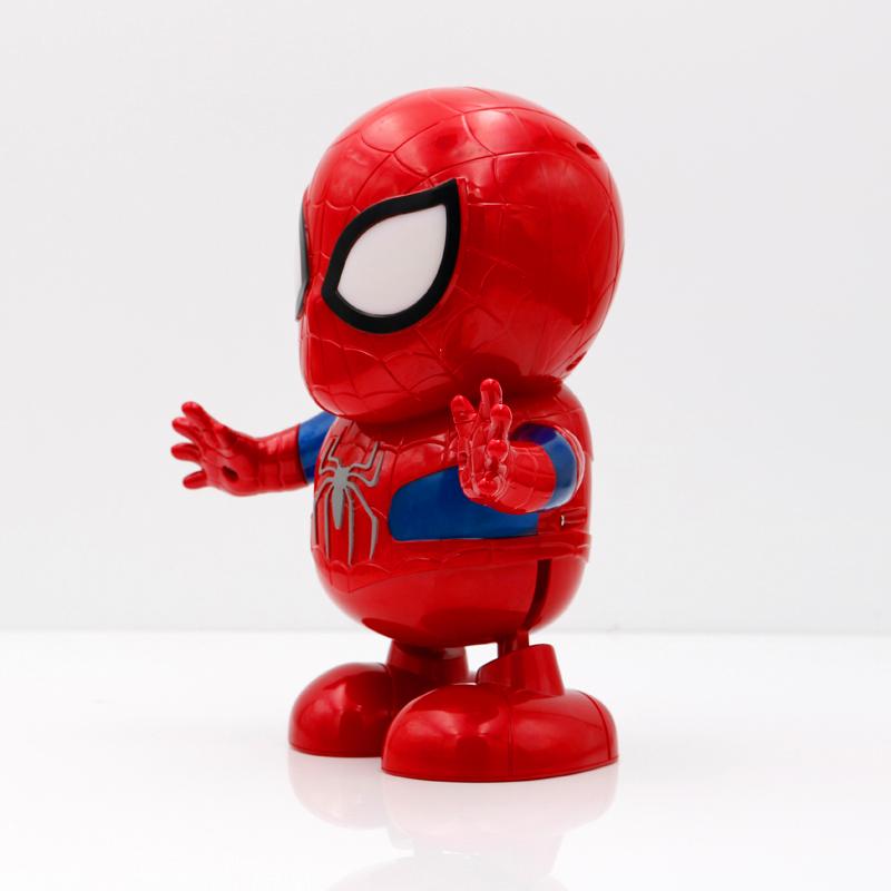 Dance Hero Dancing Superheroes - Spider-Man side