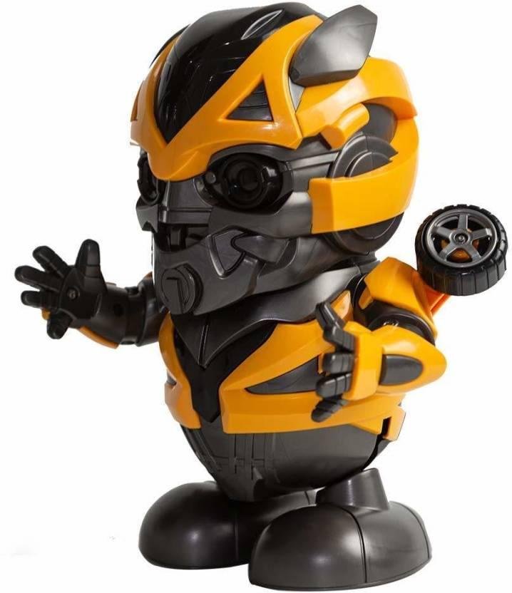 dance hero superheroe bumblebee