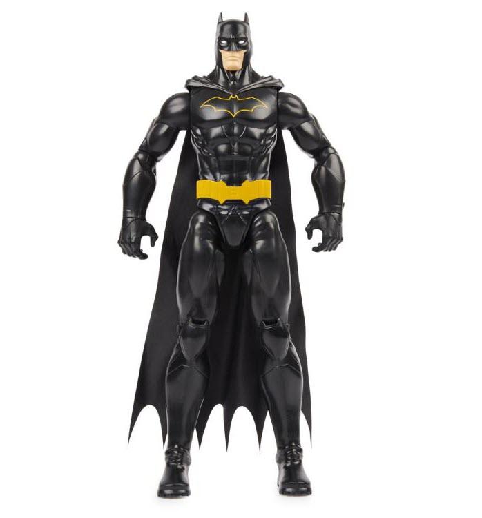 DC Comics Batman Black Suit 12-inch Action Figure full