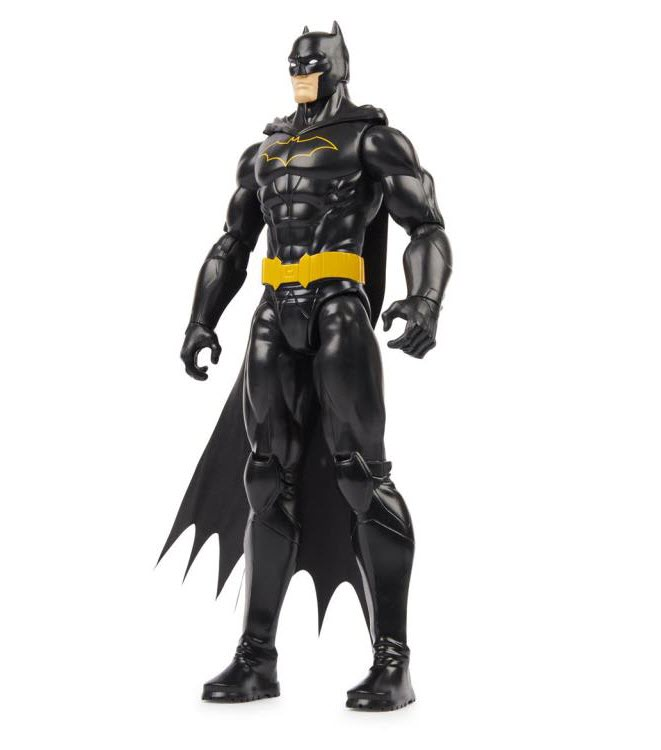 DC Comics Batman Black Suit 12-inch Action Figure side