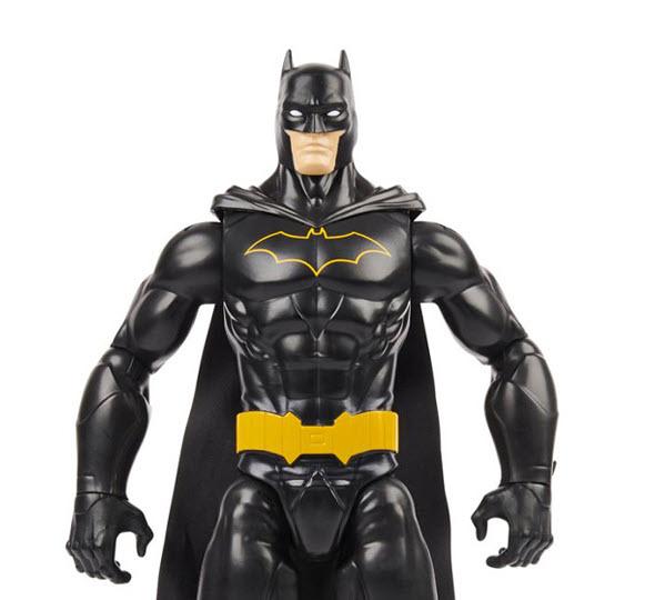 DC Comics Batman Black Suit 12-inch Action Figure