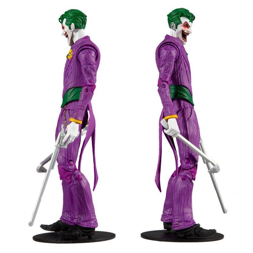 Joker 7-inch figure - DC Multiverse Wave 3 Modern Comic Joker both sides