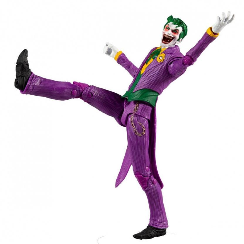 Joker 7-inch figure - DC Multiverse Wave 3 Modern Comic Joker posed