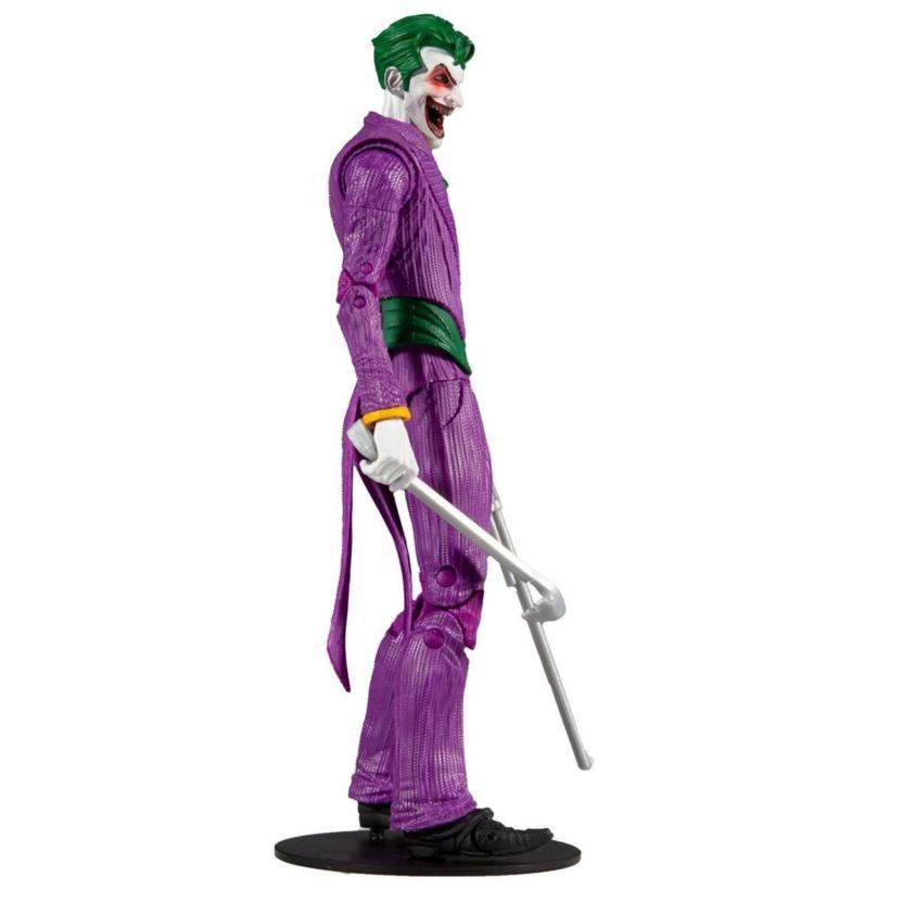 Joker 7-inch figure - DC Multiverse Wave 3 Modern Comic Joker right side
