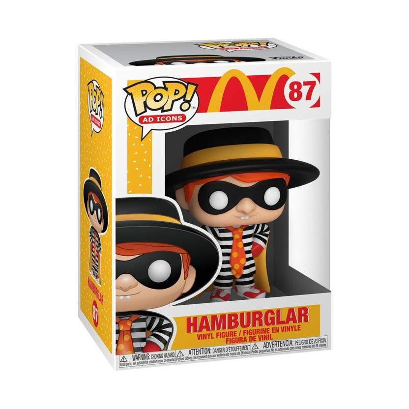 McDonald's Hamburglar Funko Pop! Vinyl Figure in box