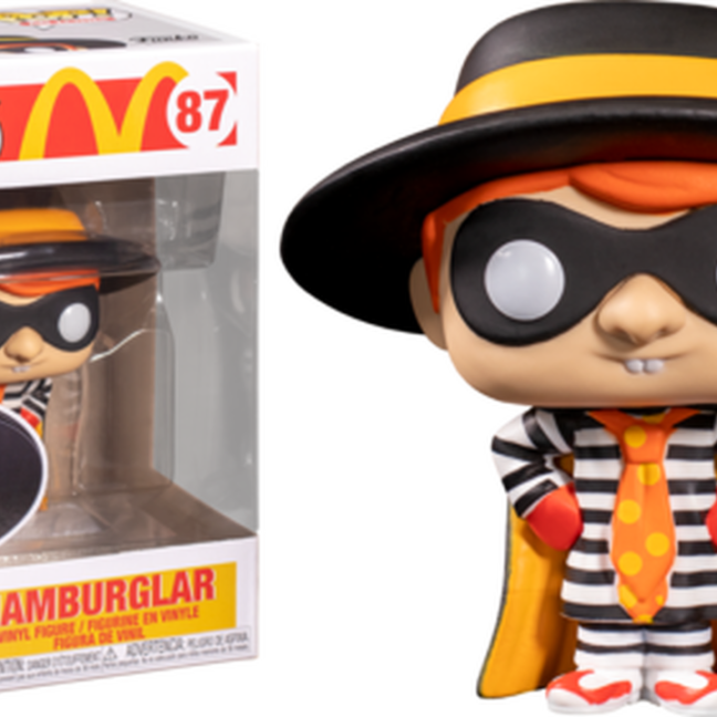 McDonald's Hamburglar Funko Pop! Vinyl Figure with box