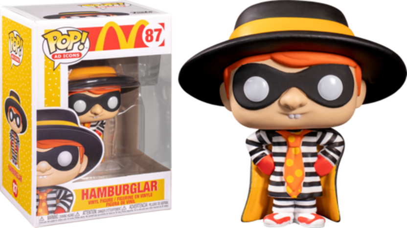 McDonald's Hamburglar Funko Pop! Vinyl Figure with box