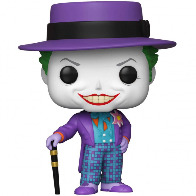 1989 Joker Funko Pop - Batman 1989 Joker Pop Vinyl Figure