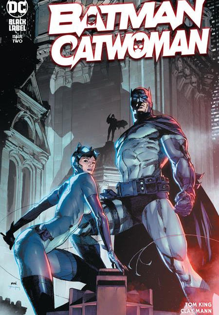 Batman Catwoman #2 Cover A Clay Mann