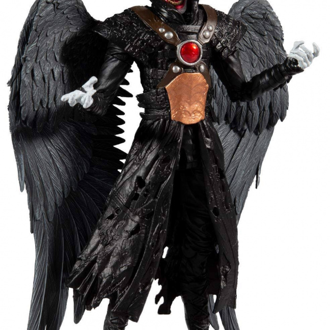 Batman Who Laughs with Wings figure - DC Multiverse Collector Wave 2 Seven-Inch Action Figure