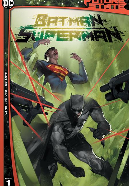 Future State Batman Superman #1 Cover A