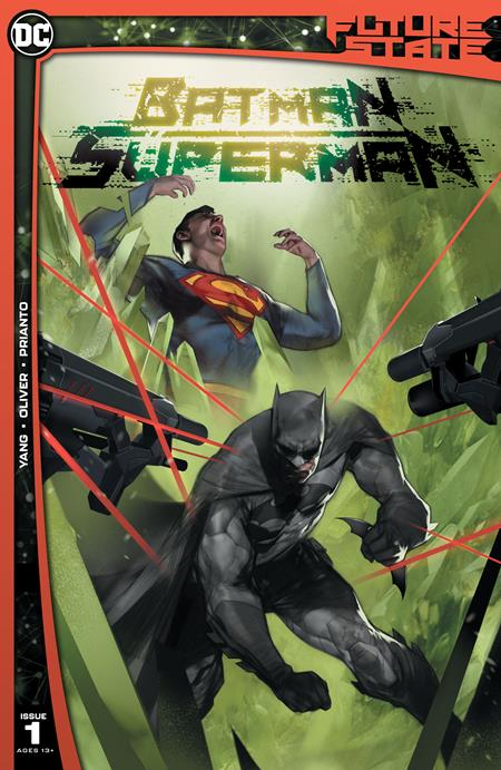 Future State Batman Superman #1 Cover A