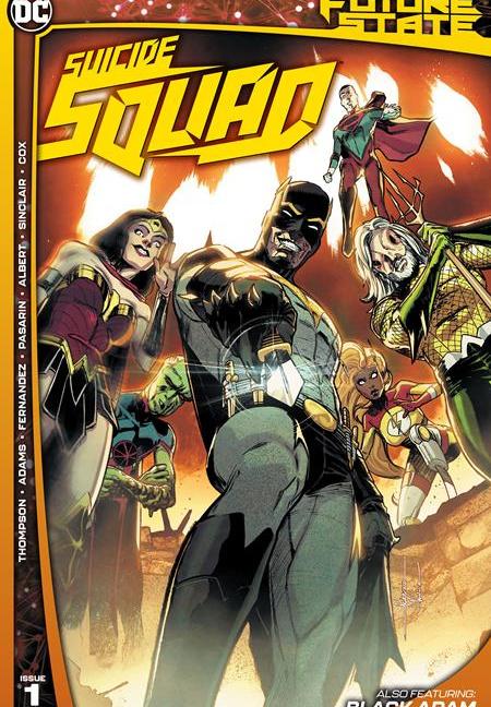 Future State Suicide Squad #1 Cover A