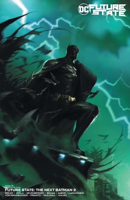 Future State The Next Batman #2 Cover B Francesco Mattina Card Stock Variant