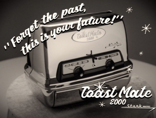 The Toast Mate 2000 from WandaVision