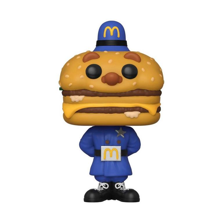 McDonald's Officer Big Mac Funko Pop Vinyl Figure