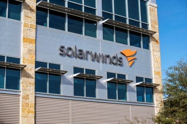 SolarWinds building