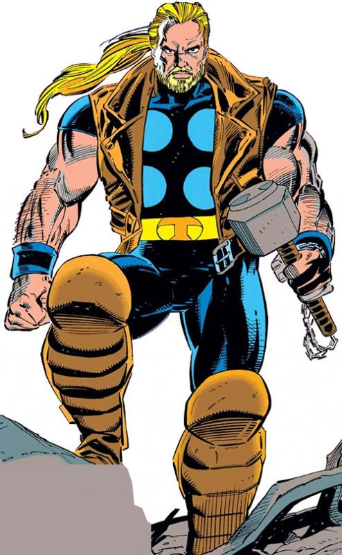 Thunderstrike - Marven Comics - Thor