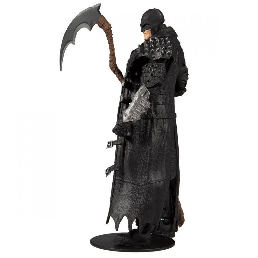 DC Multiverse Death Metal Batman 7-Inch Action Figure left side