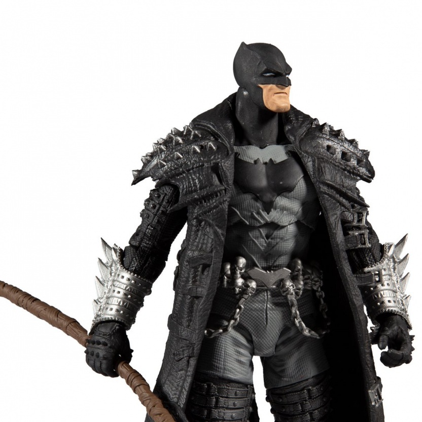 Death Metal Batman 7-Inch Action Figure close