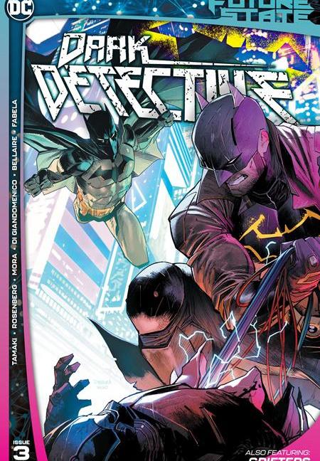 Future State Dark Detective #3 Cover A Dan Mora