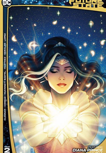 Future State Immortal Wonder Woman #2 Cover A Jen Bartel