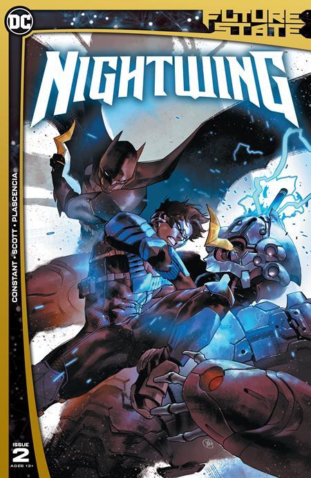 Future State Nightwing #2 Cover A Yasmine Putri