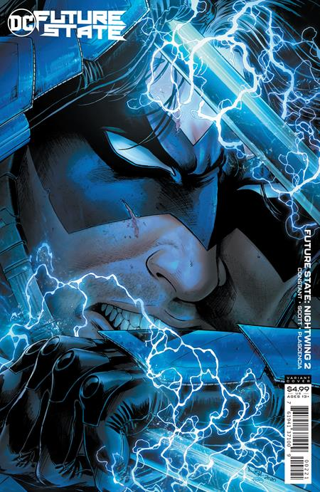 Future State Nightwing #2 Cover B Nicola Scott Card Stock Variant