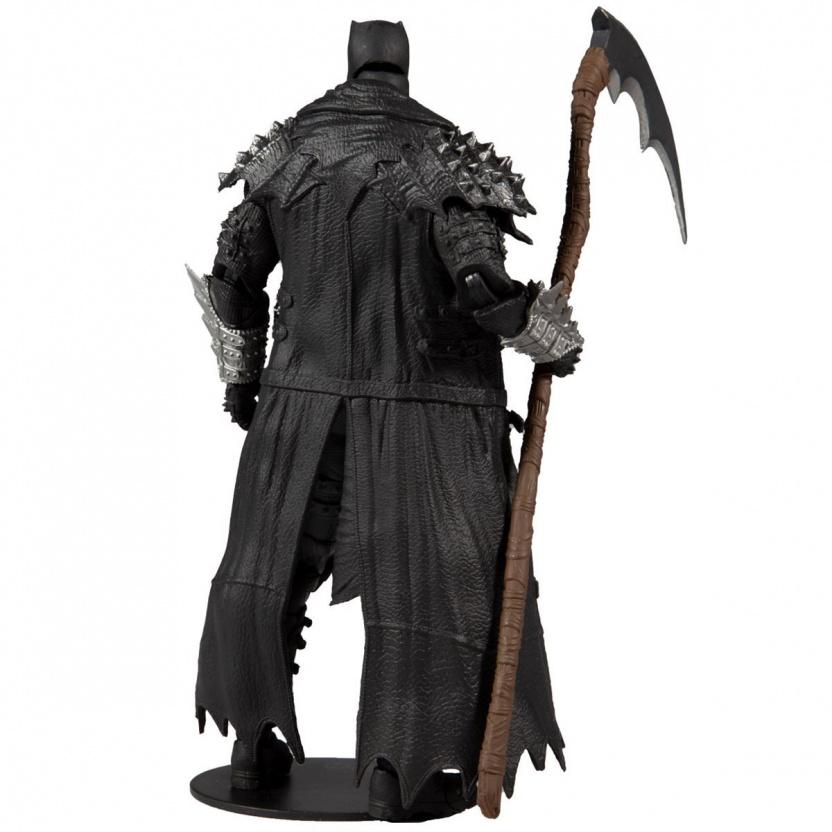 MacFarlane DC Multiverse Death Metal Batman 7-Inch Action Figure back