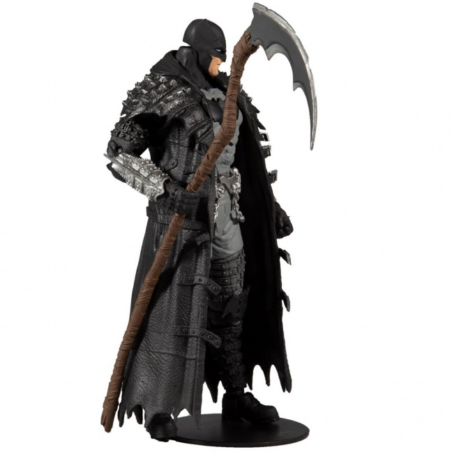 MacFarlane Death Metal Batman 7-Inch Action Figure right side