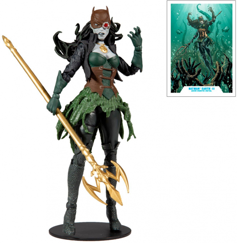 DC Multiverse The Drowned Action Figure - Dark Knights Metal 7-Inch Figure by McFarlane