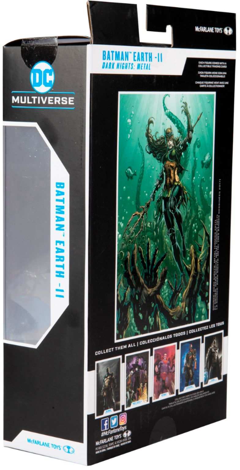 McFarlane DC Multiverse The Drowned 7-Inch Action Figure box back right